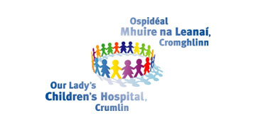 Our Ladys Childrens Hospital Crumlin Ireland logo